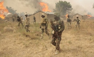 Army: 10 Boko Haram insurgents killed in Borno