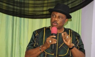 Okorocha is an example of what a leader shouldn't be, says Obiano