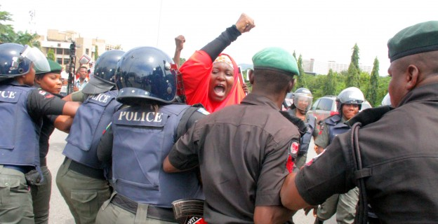 How police disrupted BBOG protest