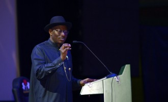 Jonathan: No president can perform magic when there is tension