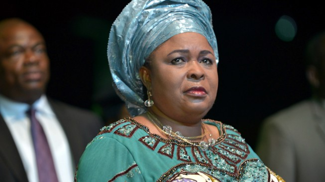 I'm being harassed for supporting my husband - Patience Jonathan
