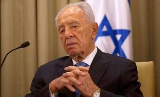 Shimon Peres, former Israeli president and Nobel winner, dies at 93