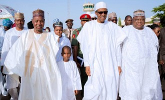 Tight security in Daura as Buhari's daughter weds