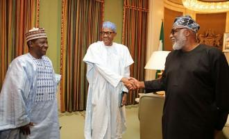 Ondo crisis: APC gov mocks PDP for running to Buhari