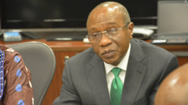 Beware! Emefiele is NOT on Twitter