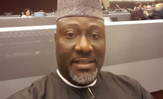 Dancing and singing; Senator Melaye awesome in one, awful in the other