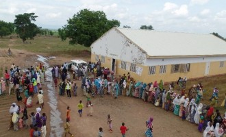 70-year-old killed in stampede at Borno IDP camp