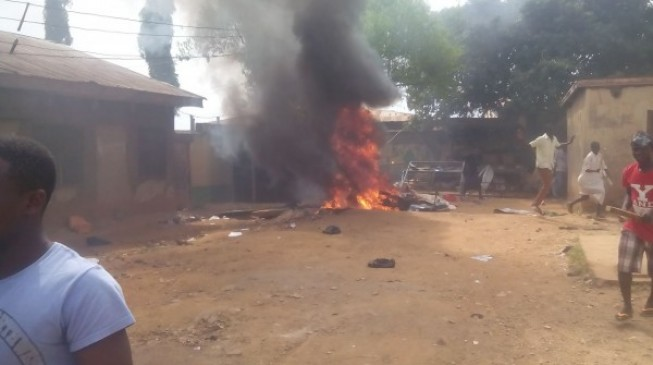 Seven killed in Kaduna violence