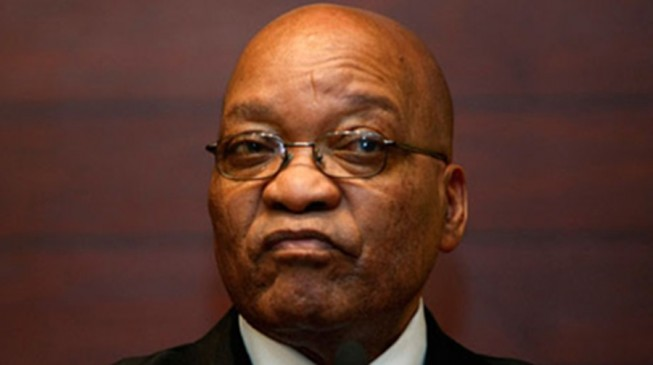 ANC 'to remove' Zuma as South Africa's president