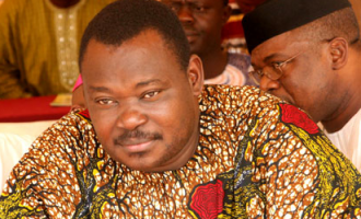 Jimoh Ibrahim's $1m bribery allegation is false, says INEC