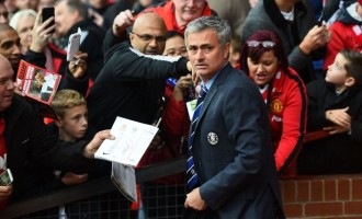 Winning FA Cup is very important to Chelsea, says Mourinho