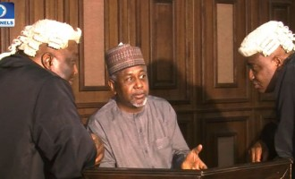 I was arrested for granting bail to Dasuki, Kanu, says Justice Ademola