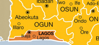 Three dead as train derails in Lagos