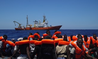 22,500 Nigerians have 'crossed Mediterranean illegally' in 2016…and still counting