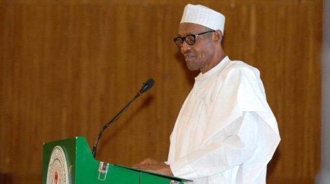 Buhari: I pledge to stop violence against children by 2030