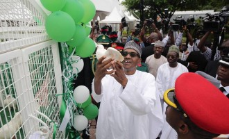 Nigerians are indebted to Buhari, says Adamawa gov