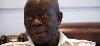 Oshiomhole meeting with APC reps caucus over chairmanship ambition