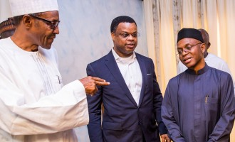 El-Rufai: Ministers, governors will ensure Buhari contests in 2019
