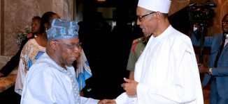 Buhari to Obasanjo: You have questions to answer over $16bn power project