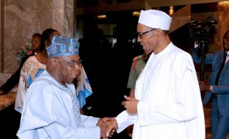 As Buhari goes toe to toe with Obasanjo