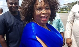Court rejects EFCC's bid to seize $8.4m, N7.35bn 'linked to Patience Jonathan'