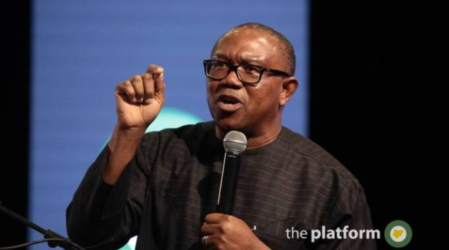 EXTRA: I've had only one wristwatch for 17 years, says Peter Obi