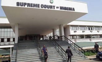 3 supreme court officials charged over N2.2bn 'fraud'