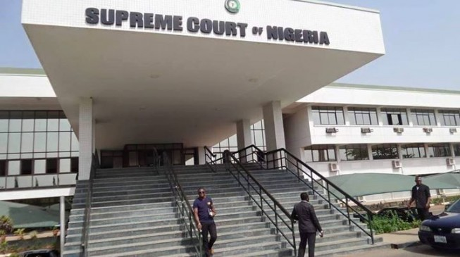 Buhari's nominees for supreme court get swearing-in date
