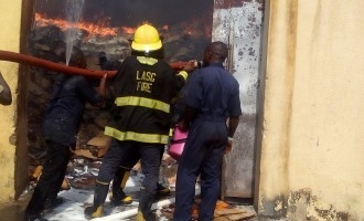 Our main factory not affected by fire outbreak, says Dangote Group