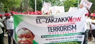Tension in Kaduna ahead of Zakzaky's trial
