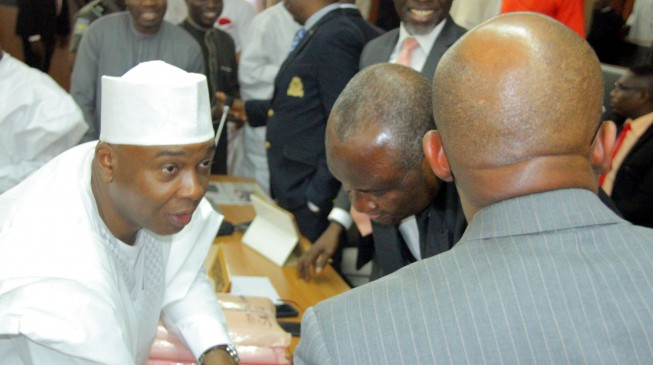 At least 20 Senators miss plenary for Saraki's CCT fraud trial