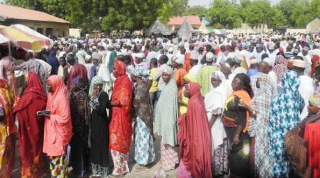 Buhari orders investigation into 'sexual assault' at IDP camps