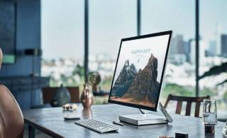 Meet the Surface Studio, Microsoft's first desktop computer