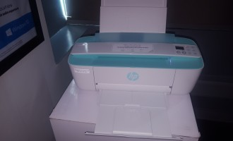 HP unveils world's 'smallest' all-in-one printer in Lagos