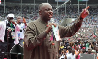 Amaechi: Rivers will show Wike 'red card' at the right time