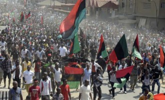 Give Biafra to Biafrans, and fight the greater fight