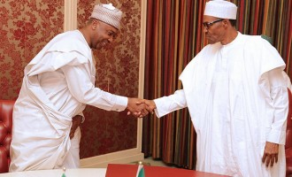 Saraki: I went to pray at Aso Rock, not to discuss loan rejection
