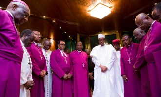We'll keep praying for you, CAN tells Buhari