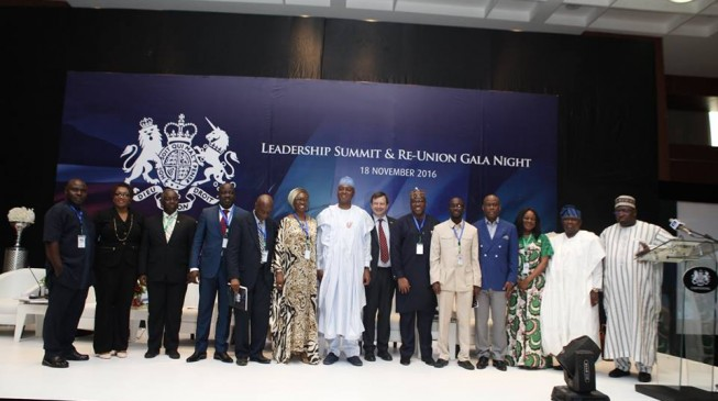 Chevening Alumni ask Buhari to bring vocational and tertiary education 'to par' in Nigeria