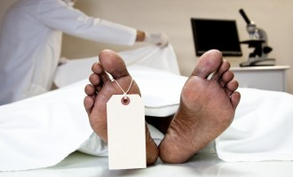 Man commits suicide after hacking his 'happily wedded' wife to death