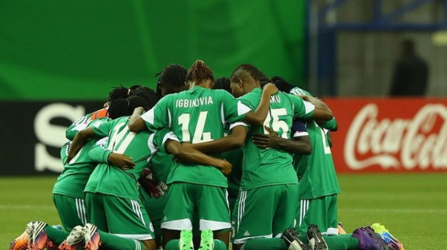 Falconets draw Germany, Haiti, China for U20 World Cup