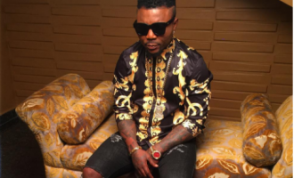 I'm sorry to disappoint you… I'm human, Oritse Femi takes the blame