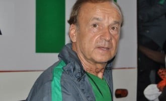 Russia 2018: Eagles need to beat Cameroon, Zambia to qualify, says Rohr