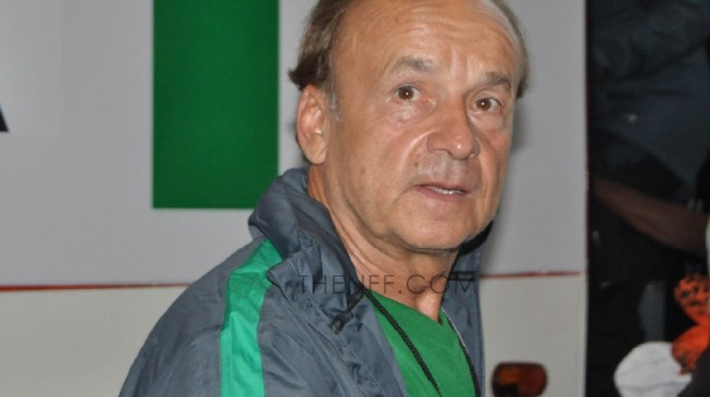 Rohr targets leading Eagles to new heights
