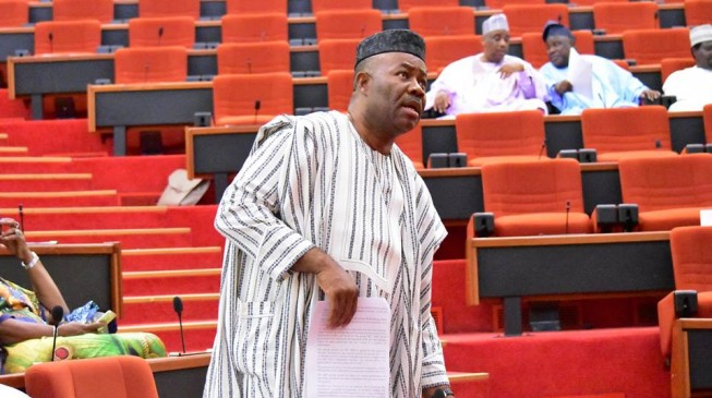 PDP senators walk out on Saraki after losing member to APC