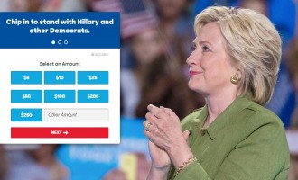 FACT CHECK: Did Buhari donate $500m to the Clinton campaign?