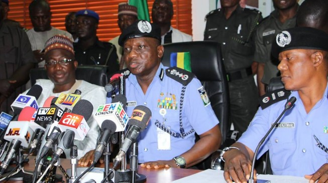 IGP to unit commanders: Disobey my withdrawal order and get sanctioned
