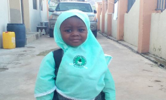 2-year-old 'kidnapped by mystery woman' in Abuja