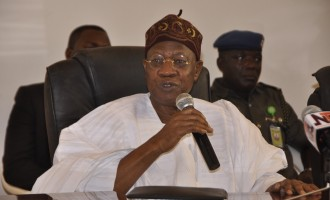 Lai: Buhari not guilty of lopsided appointments