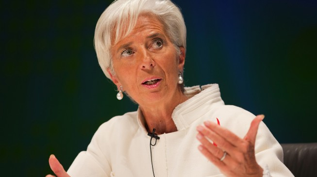 Lagarde: At this rate, economic gender inequality will not be closed in 170 years